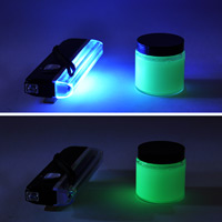 Lampada Portatile da 4 W a Luce UVB per caricare i prodotti fosforescenti